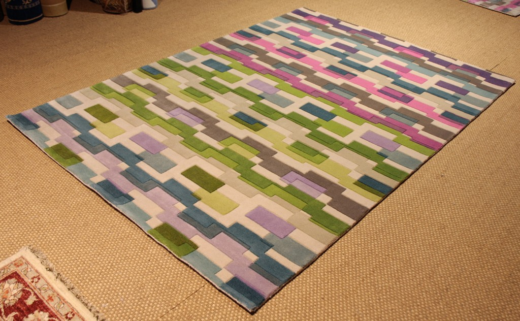 alfombra barata colores diseo online