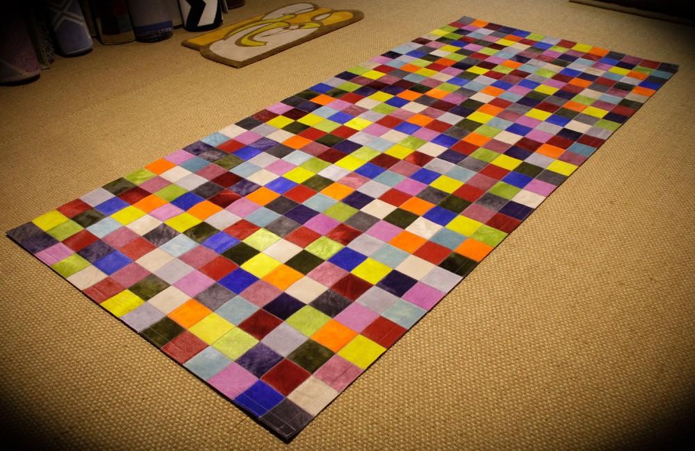 Una alfombra de piel por qu no blog de mundoalfombra for Alfombras de colores
