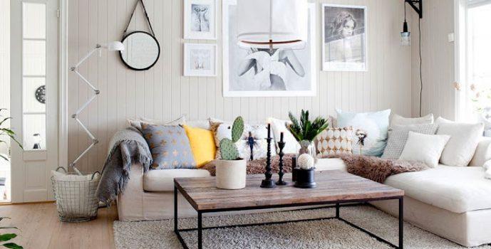 tips para decorar casas de alquiler blog de mundoalfombra - Alfombras Salon