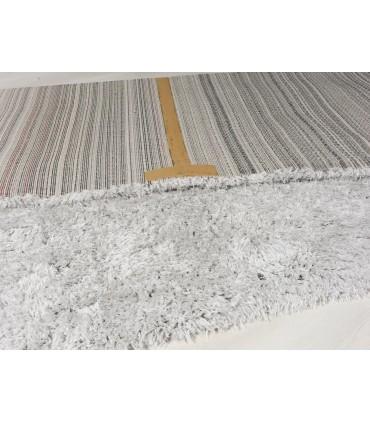 Mouton Shaggy. Alfombra a Medida Uniendo varias alfombras.