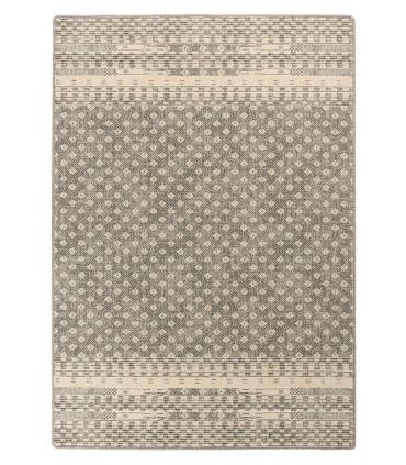 Kios. Color Crema. Alfombra de lana.