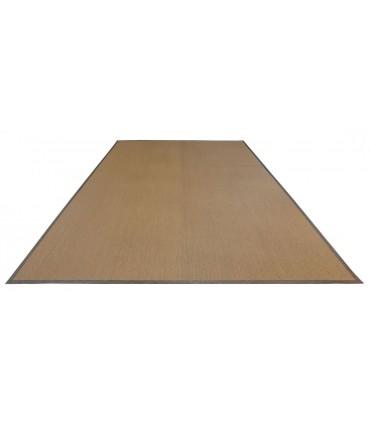 Keeper. Base 10. Greca Keeper C301 de 5 cm ancho. Alfombra para cliente de 390x500 cm.
