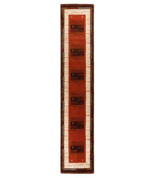 Farak 851. Alfombra de lana de 70x350 cm.