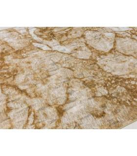 Mármol. Alfombra fina efecto piedra natural.