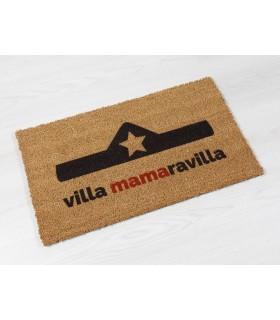 Felpudo Villa Mamaravilla 40x70