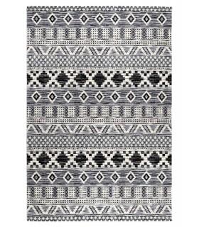 Alfombra Dibujo Personalizado de Lana Custom Wool. Combinación B. Ejemplo para cliente.