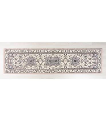 Azahar 51. Color Beig. Medida 70x270cm. Alfombra unida a partir de 2 alfombras de 70x200.