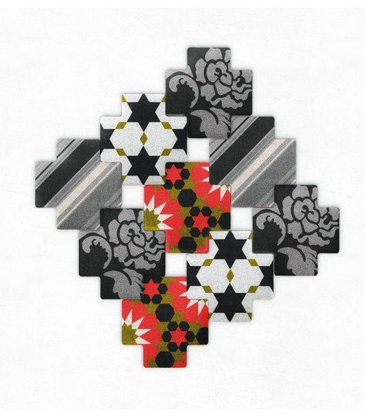 Puzzle 02. Colección Nurbs de edeestudio.