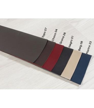Lunar Silk. Borde Piel Sintética PS SUPRA. Colores.
