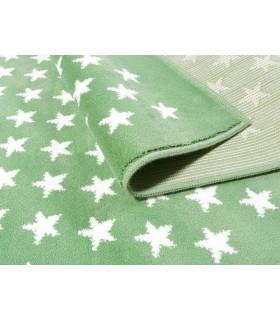 Funny Estrellas. Verde.