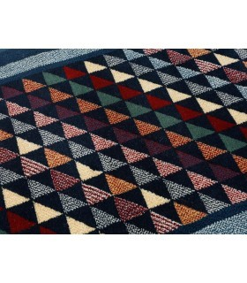 Geometrics 05. Alfombra de lana Outlet 60X240.
