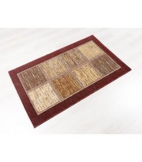 Mosaic 203. Alfombra de lana 90X150 cm.