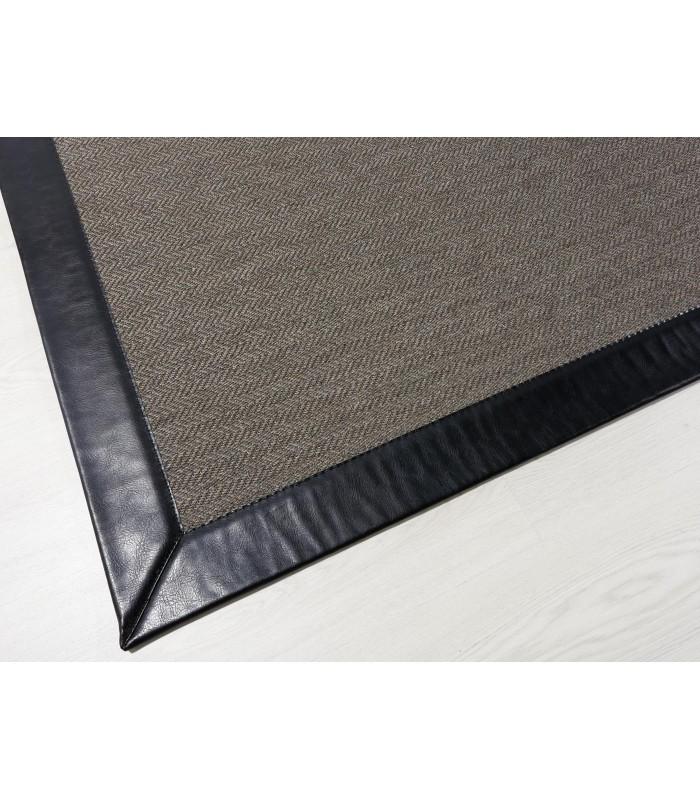 Craster 15. Alfombra lisa de lana en Outlet 140x200.