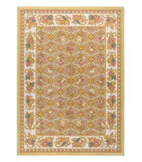 Alfombra de lana Segovia 707. Color Beig. 170x240. Outlet.