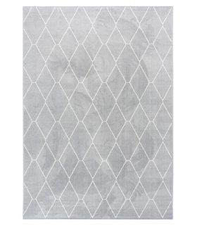 Alfombra Ance 228. Color Plata. 160x230 cm.