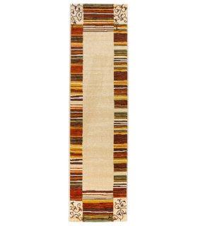 Alfombra de Lana Coimbra 175. Bereber. 67x250 cm.
