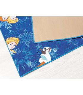 Alfombra Frozen y Elsa 95x133.