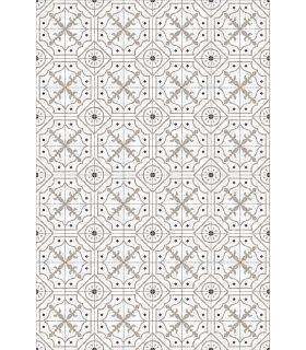 Alfombra de Vinilo Hidraulics 96. Medida 120x180 cm.