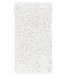 Alfombra de pelo Berly. Color Blanco.