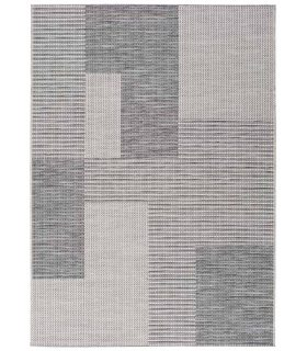Alfombra Exterior - Interior Clark 79. Color Gris 14.
