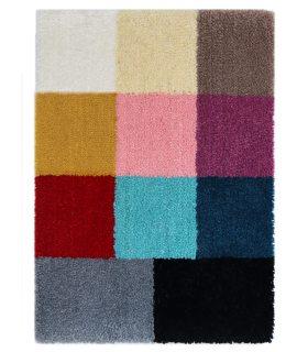 Combinación de colores para telar hasta 2 metros de ancho.