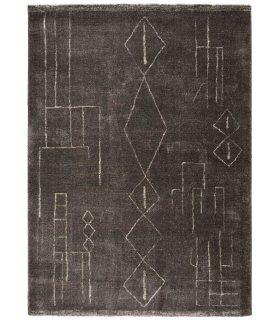 Tarifa 02. Alfombra estilo bereber de fibras de poliester.