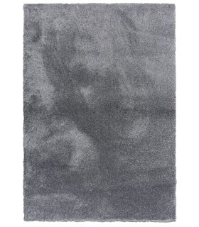 Alfombra Platinum. 120x180. Color Gris Oscuro. Outlet.