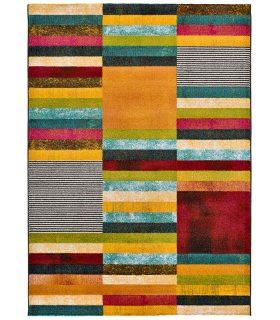 Aroma 85. Alfombra moderna de colores.