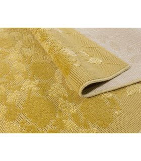 Brocs 78. Alfombra de lana. 170x240 cm. Color Oro.