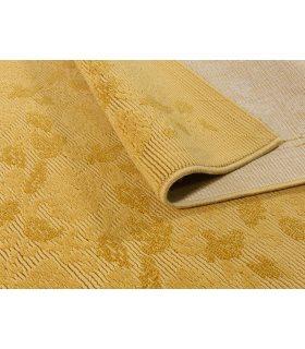 Brocs 78. Alfombra de lana. 170x240 cm. Color Mostaza.