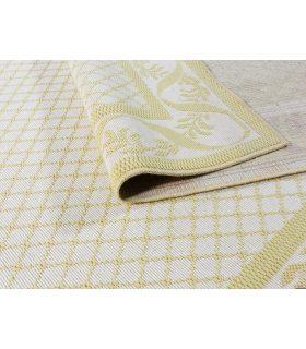 Marbella 118. Alfombra grande de lana diseño clásico 240x330 cm.