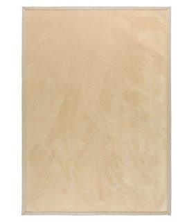 Vella 873. Alfombra de lana 200x250 cm. Borde Cenefa de Yute Natural. Outlet.