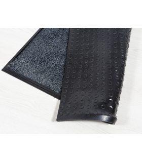 Felpudo Desinfectante y Secante para Uso Doméstico ANTIV X. 59x79 cm. Base.