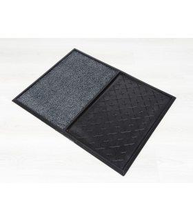 Felpudo Desinfectante y Secante para Uso Doméstico ANTIV X. 59x79 cm.