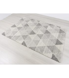 Alfombra Moderna Geométricos Triángulos Mehari 235