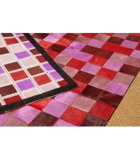 Patchwork Multy Rosa-Rojo