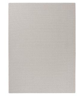Alfombra de lana Diana Herringbone. Color Stone. 170x230.