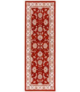 Alfombra de lana Byzan 546. Color Caldera. 70x200 cm.
