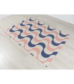 Alfombra de Vinilo Mosaico Explanada Alicante. Medidas 195x135 cm.