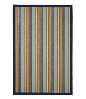 Mahon. Color Turquesa. Cenefa Azul marino.