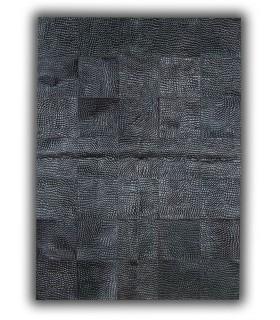 Patchwork Rivoli. Color Negro.