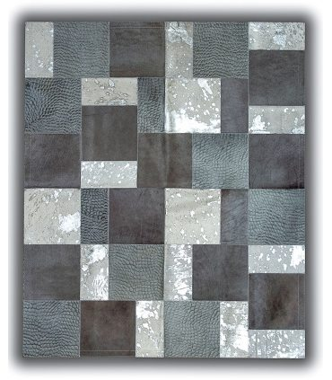 Mix Patchwork. Gris.