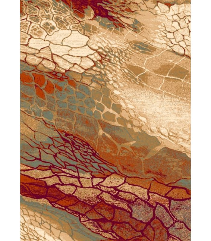Persia 880. Alfombra de Pura Lana Virgen.