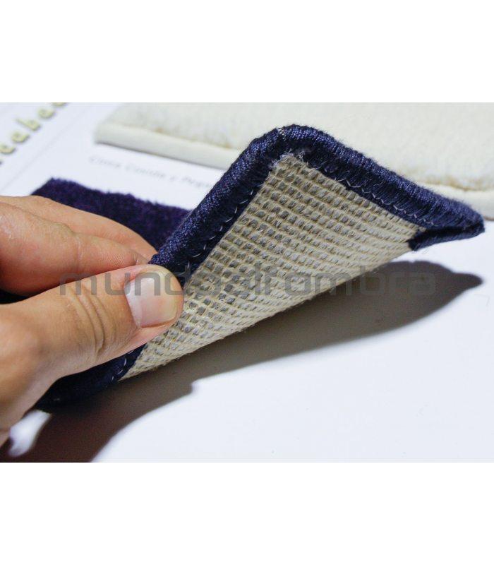 Adriana. Moqueta/Alfombra a medida de pura lana.
