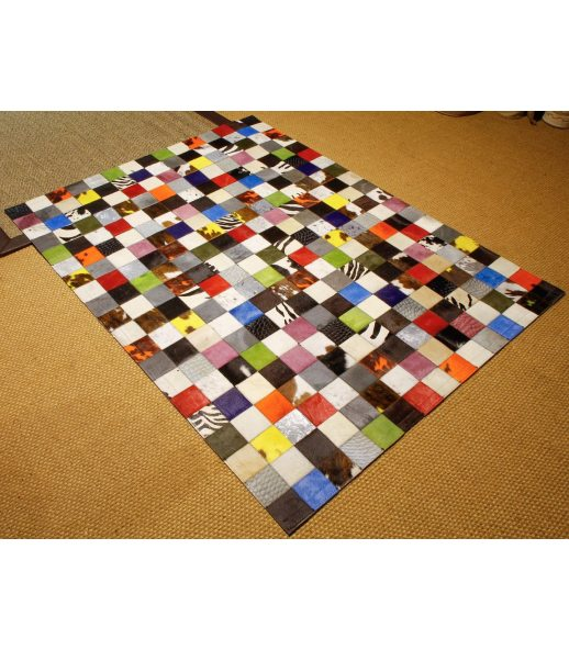 Patchwork Multy Colores.