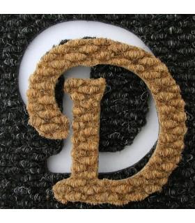 Felpudo Master TRX. Ejemplo Logo.