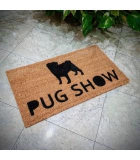 Felpudo Pug Show