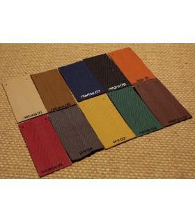 Coco Sumatra. Cenefas de Microfibra.