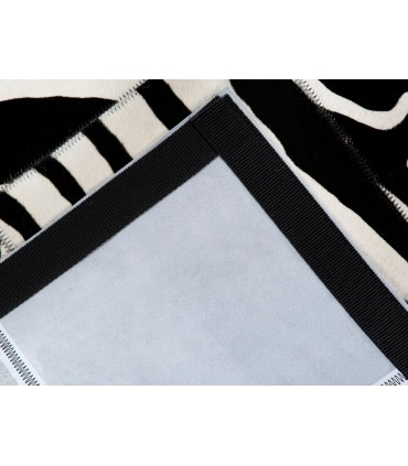Piel Patchwork Cebra Z30