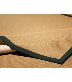 Coco C19P. Cenefa de tela Verde.